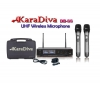 KaraDiva DB-88 Wireless Microphone