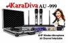 KaraDiva 999 Wireless Microphone
